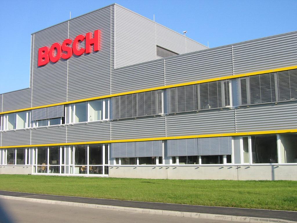 Bosch, Budapest