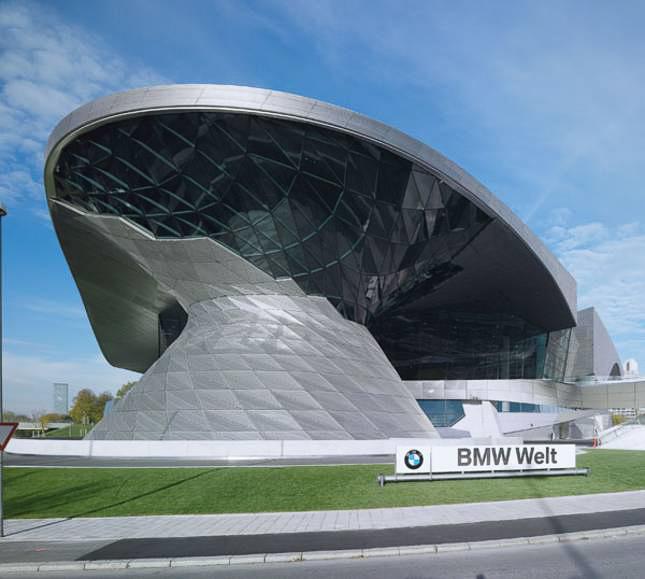 BMW-Welt, München